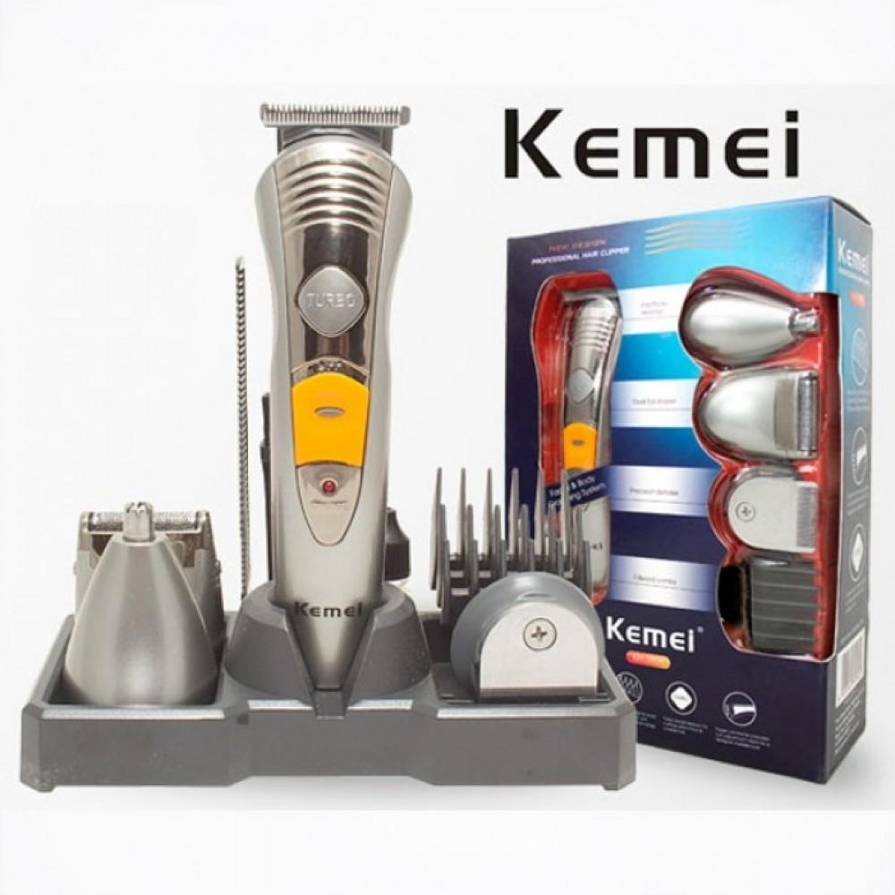 Ασύρματο σετ κοπής και σχηματισμού Kemei 7σε1 σε σούπερ τιμή ... 6924e548073